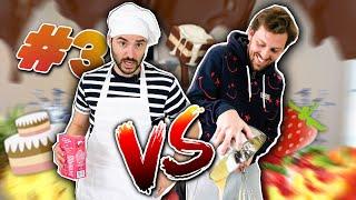 Qui est le meilleur Pâtissier : gâteau challenge #3 Screenshot