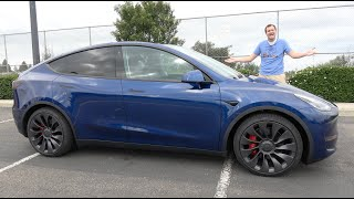 The Tesla Model Y Is the Tesla Everyone Is Waiting For MD quality image