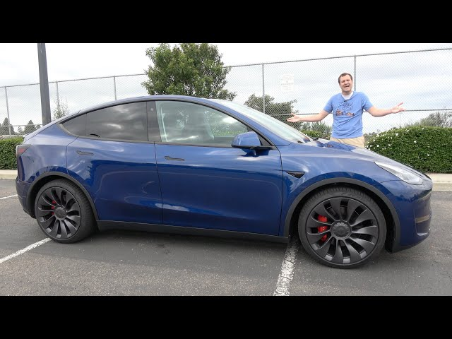 The Tesla Model Y Is the Tesla Everyone Is Waiting For HQ quality image
