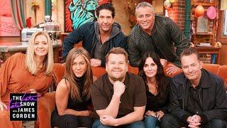 James Corden Visits the Cast at the 'Friends' Reunion Screenshot