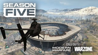 Call of Duty®: Modern Warfare® & Warzone - Official Season Five Trailer Screenshot
