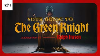 Legends Never Die: An Oral History of 'The Green Knight'   Narrated by Ralph Ineson   A24