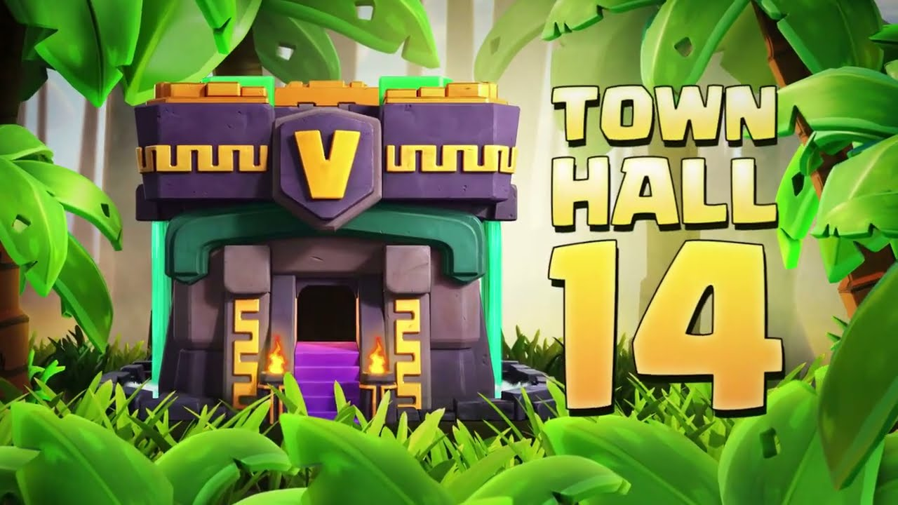 Prepare For Town Hall 14! (Clash Of Clans Official) HD quality image
