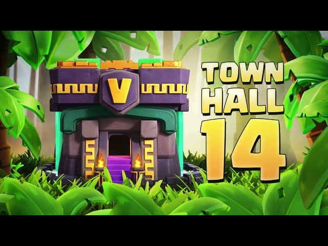 Prepare For Town Hall 14! (Clash Of Clans Official) HQ quality image
