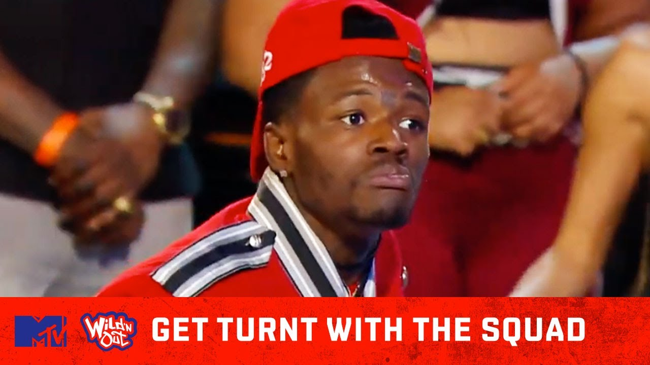 DC Young Fly & Karlous Miller Get Too Turnt With Their Squads Wild 'N Out HD quality image