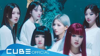 ()((G)I-DLE) - '()(HWAA)' Official Music Video MD quality image