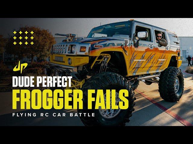 RC Frogger Fails HQ quality image