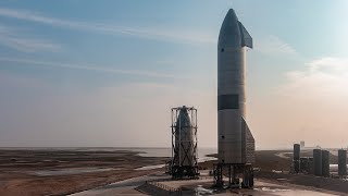 Starship | SN15 | High-Altitude Flight Test Screenshot