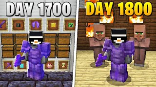 I Survived 1,800 Days in HARDCORE Minecraft... MD quality image