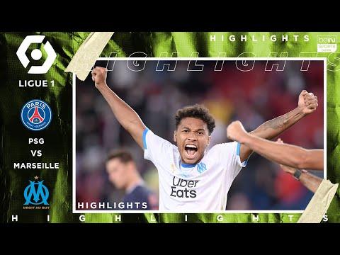 PSG 0 - 1 Marseille (Le Classique) - HIGHLIGHTS & GOAL - 9/13/20 MQ quality image